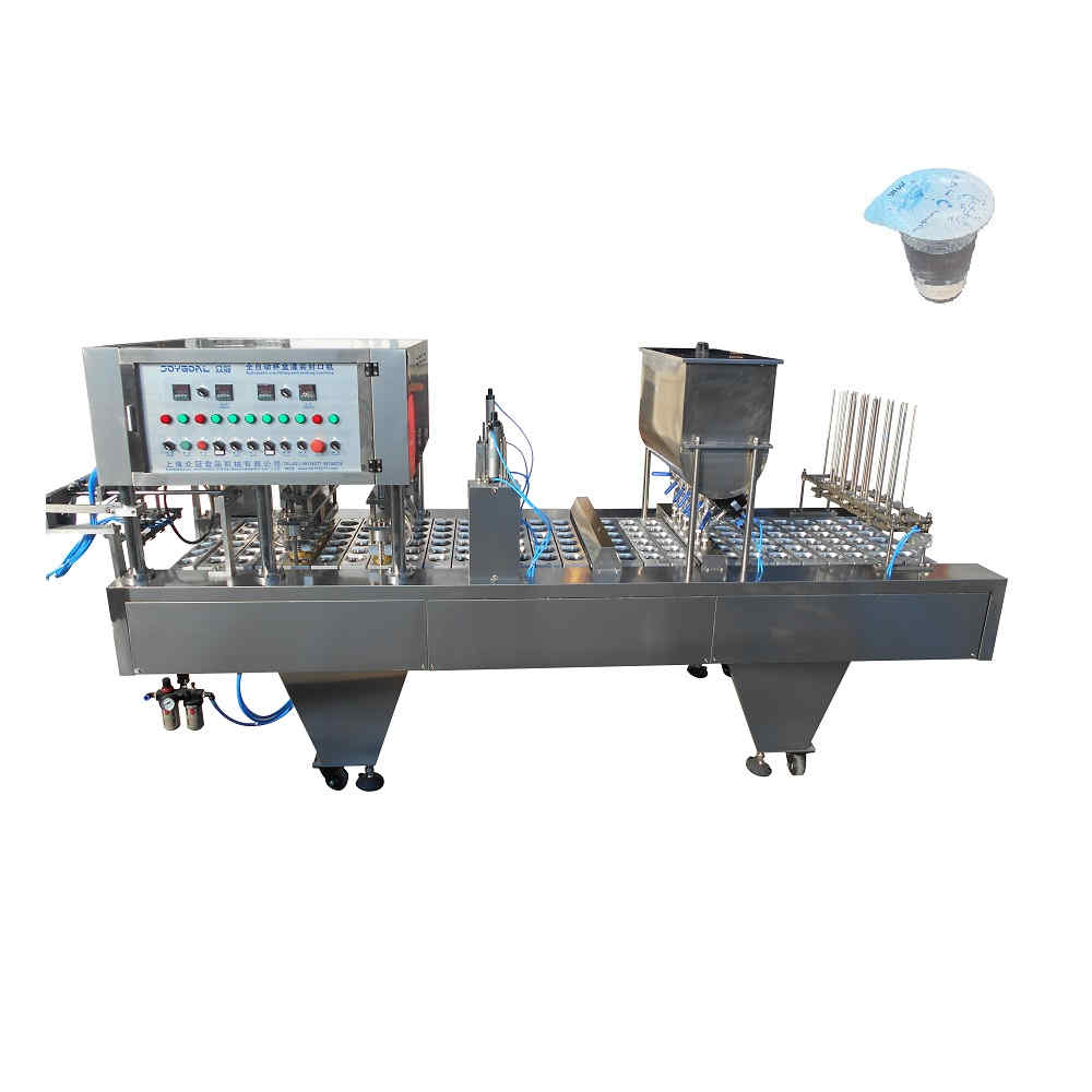 BHP-6 Automatic cup filling and sealing machine