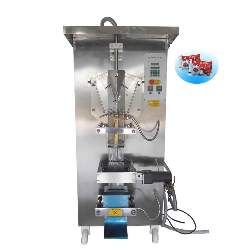 YT-1000B Automatic vertical packing machine for liquid